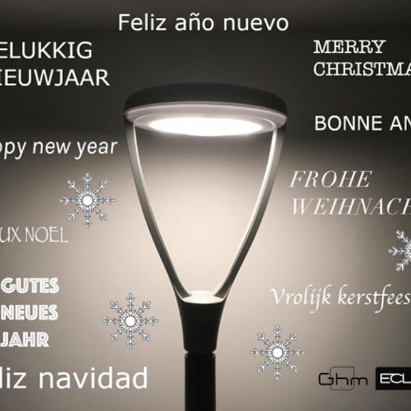 Frohes Weihnachtsfest und alles Gute für 2019