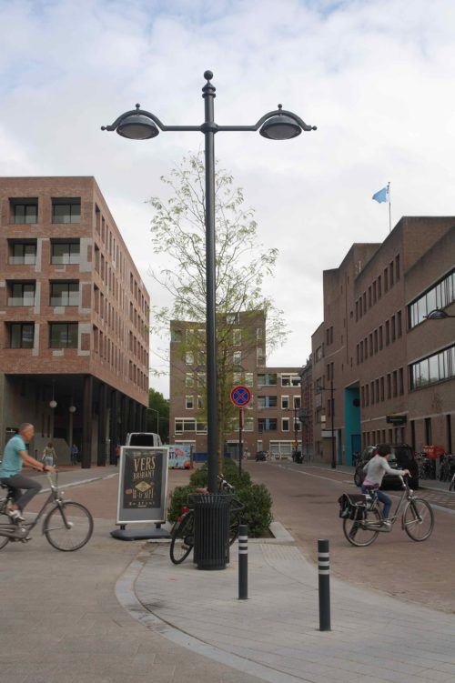 Breda Willemstraat En Station 1458
